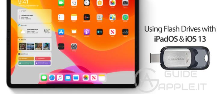 Come Collegare una Chiavetta a iPad