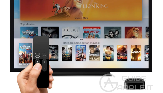 Usare iPhone / iPad come telecomando per Apple TV