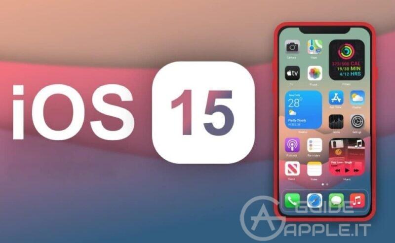 iOS 15: iPhone compatibili