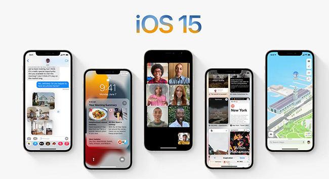 [News] Cosa c'è di nuovo in iOS 15?